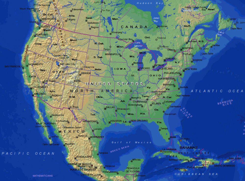 сша картинки карта них тысячелетия канули