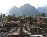 Лаос, Ванг-Виенг