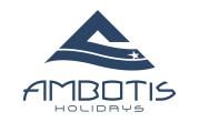 Логотип компании Ambotis Holidays