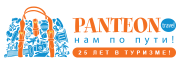 Логотип компании Panteon