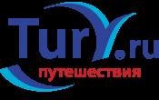 Логотип компании ТУРЫ.ру