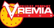 Логотип компании Время-Тур