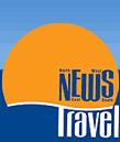 Логотип компании Ньюз Тревел (Киев)