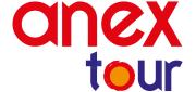 Логотип компании ANEX Tour
