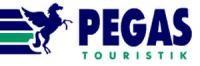 Логотип компании Pegas (Сургут)