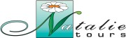 Логотип компании Турагентство «Натали Турс» / Мякинино