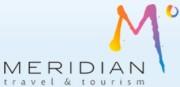 Логотип компании Турагентство «Meridian Travel & Tourism» / Астана
