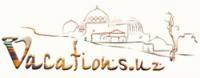 Логотип компании Vacations.uz (Ташкент)