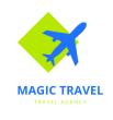 Логотип компании Турагентство «MAGIC TRAVEL» / Площадь Восстания