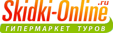 Логотип компании Турагентство «Skidki-Online.ru» / Серпухов