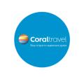 Логотип компании Турагентство «Coral travel» / Юго-Западная