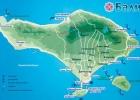 Фото туриста. карта БАЛИ