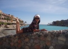 Фото туриста. Вид на лагуну...красота)))