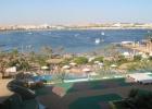 Фото туриста. вид с балкона на бухту