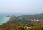Фото туриста. Остров Ко-Лан с горы