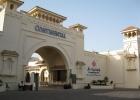 Фото туриста. Отель. Вид на главный вход.