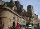 Фото туриста. Монастырь Монсеррат