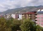 Фото туриста. Вид на сквер с балкона 4 этажа
