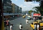 Фото туриста. Площадь Сиркеджи и скоростной трамвай