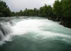 Фото туриста. водопад