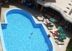 Фото туриста. бассейн отеля