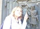 Фото туриста. Прага