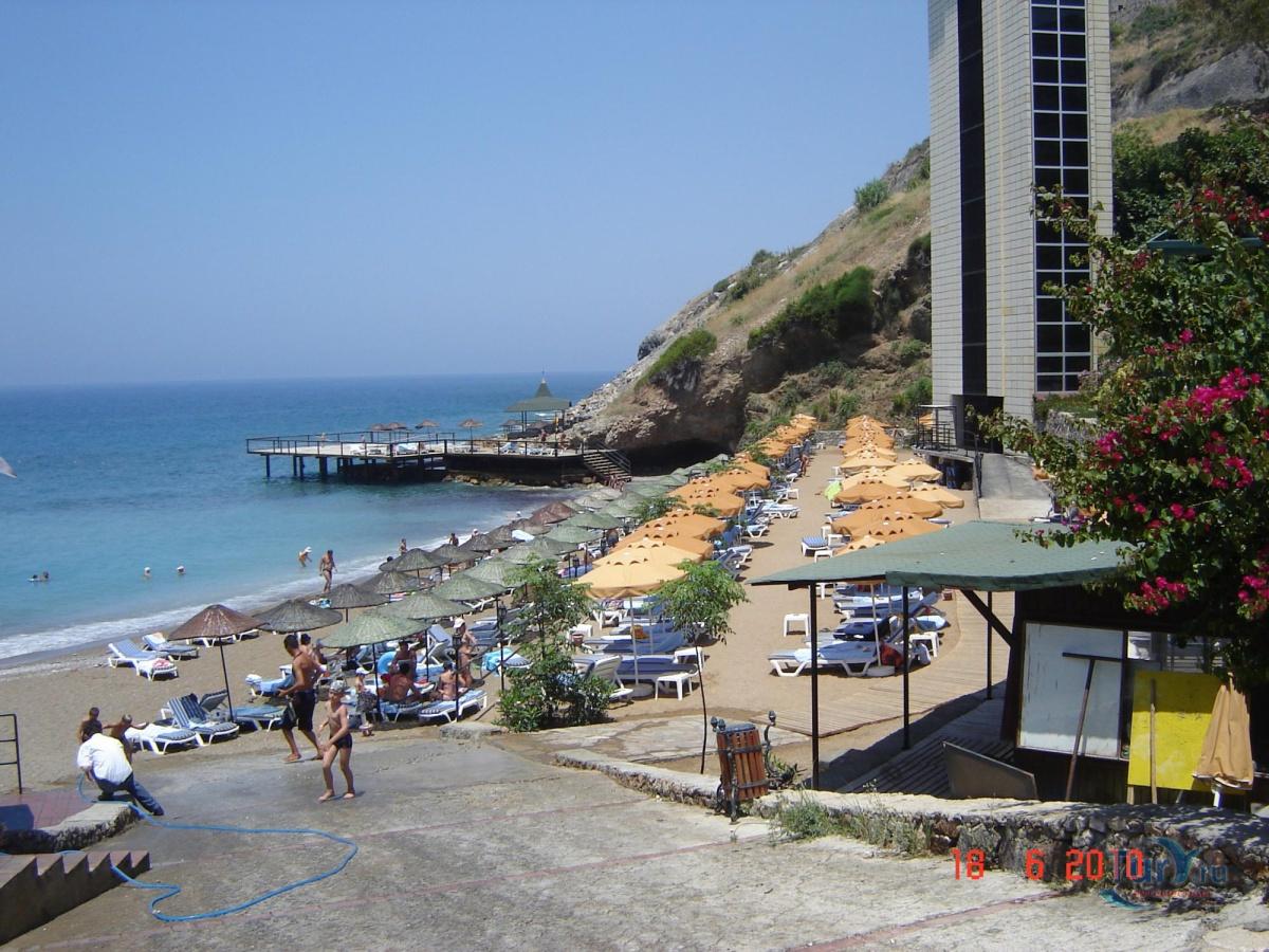 аланья турция фото пляжей и набережной исключаю