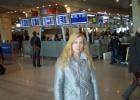 Фото туриста. Апрель 2008 перед вылетом Домодедово