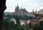 Фото туриста. пражский град