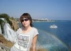 Фото туриста.