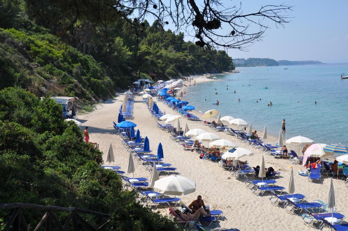 Халкидики греция отзывы туристов о пляжах фото
