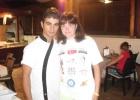 Фото туриста. Я и Дениз,наш повар :)