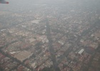 Фото туриста. летим над столицей