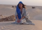 Фото туриста. Сахара
