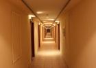 Фото туриста. Типичный коридор отеля