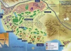 Фото туриста. карта Табы Хейтс