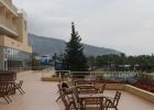 Фото туриста. Терраса с видом на бассейн