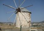 Фото туриста. Достопримечательность Бодрума- старинные мельницы