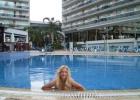 Фото туриста. В бассейне отеля Sol Costa Dorada