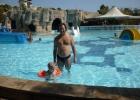 Фото туриста. В детском бассейне