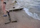 Фото туриста. Пляж, подход к воде 2