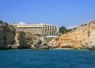 Фото туриста. Вид на отель с океана