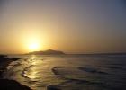 Фото туриста. Восход над островом Тирана