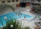 Фото туриста. Аквааэробика в бассейне