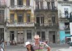 Фото туриста. Жилой дом в самом центре Гаваны.