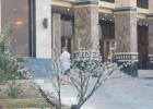 Фото туриста. главный вход в отель