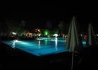 Фото туриста. вид на бассейн