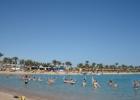 Фото туриста. Аквааэробика на пляже