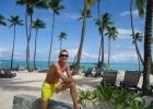 Фото туриста. У пляжа