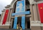 Фото туриста. Оперный театр Хошимина.